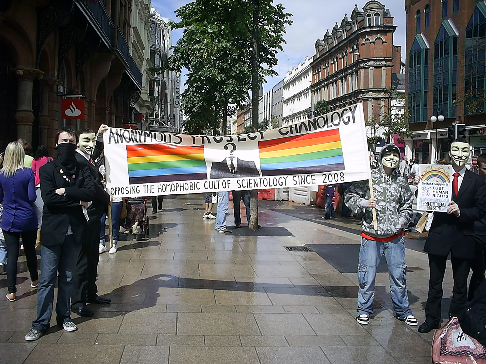 from Ronnie belfast gay forum