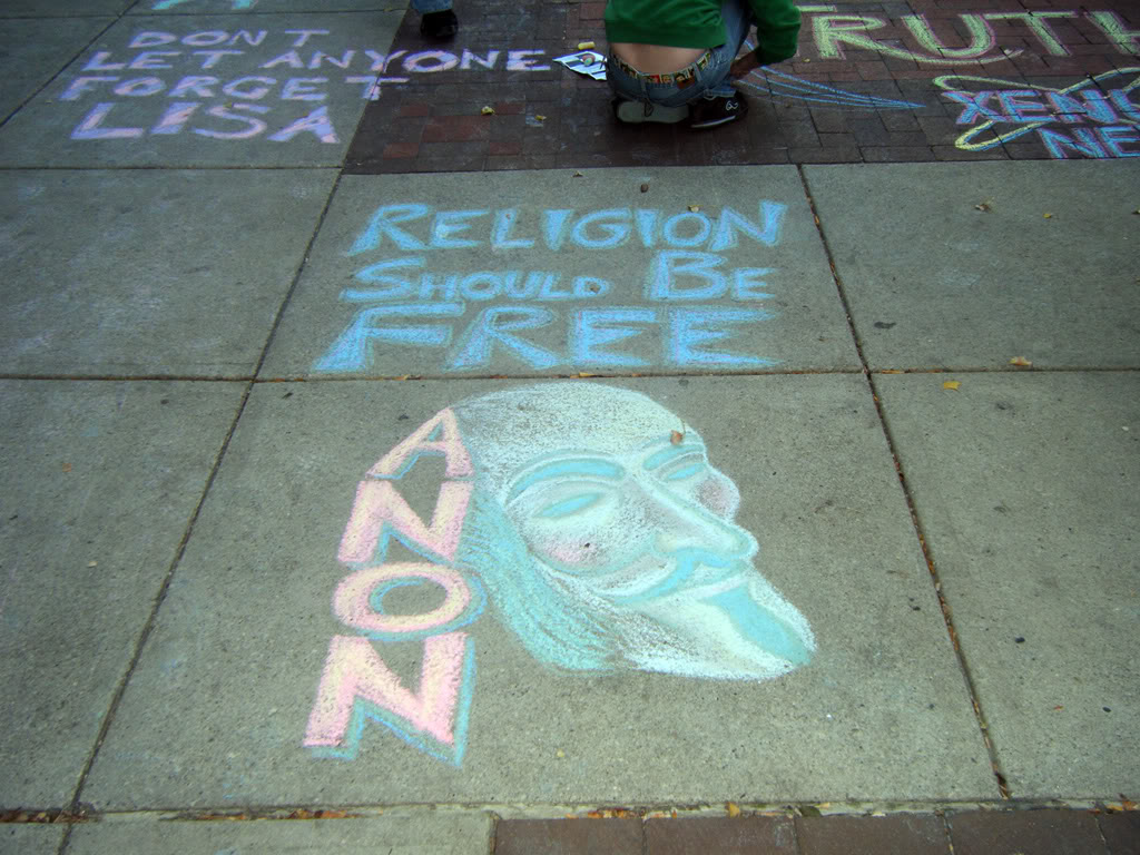 Columbus, OH | Why We Protest | Anonymous Activism Forum