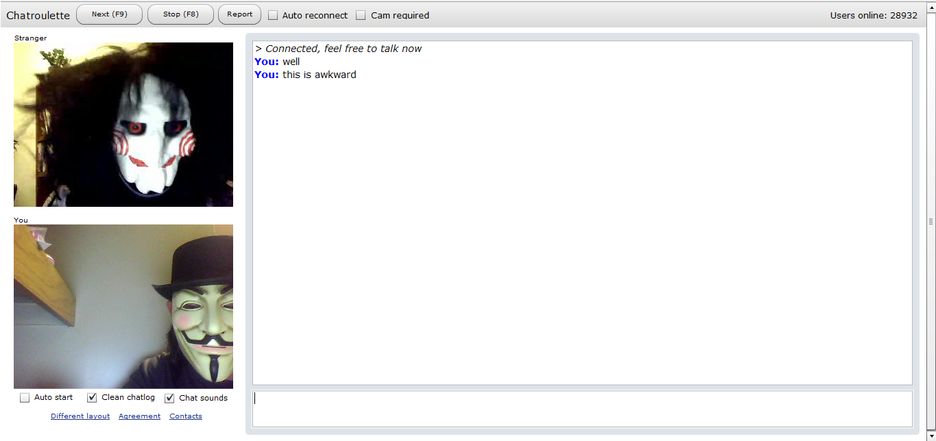chatroulette anonym chat