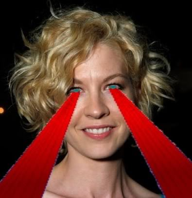 Scientology Eyes - Jenna Elfman | Why We Protest ...