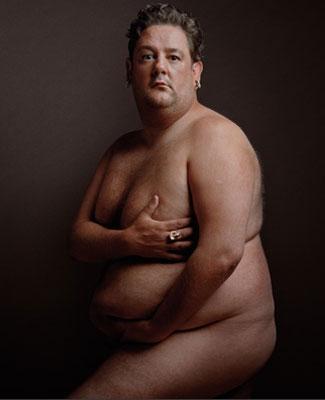 Голые толстые парни фото