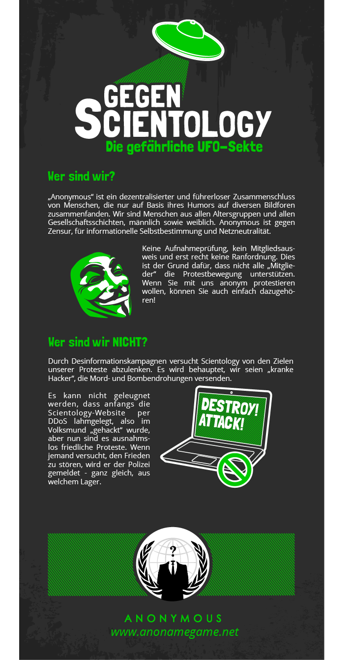 Deutsche Flyer   Page 2   Why We Protest   Anonymous Activism Forum