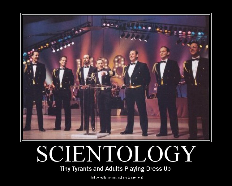 a study on the cult of scientology The dictionary defines ethics as the study of the general nature of morals and of the specific moral  the breakthrough in scientology is that we do have the.
