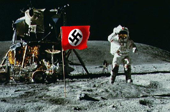 germany nazi on moon landing images - photo #38