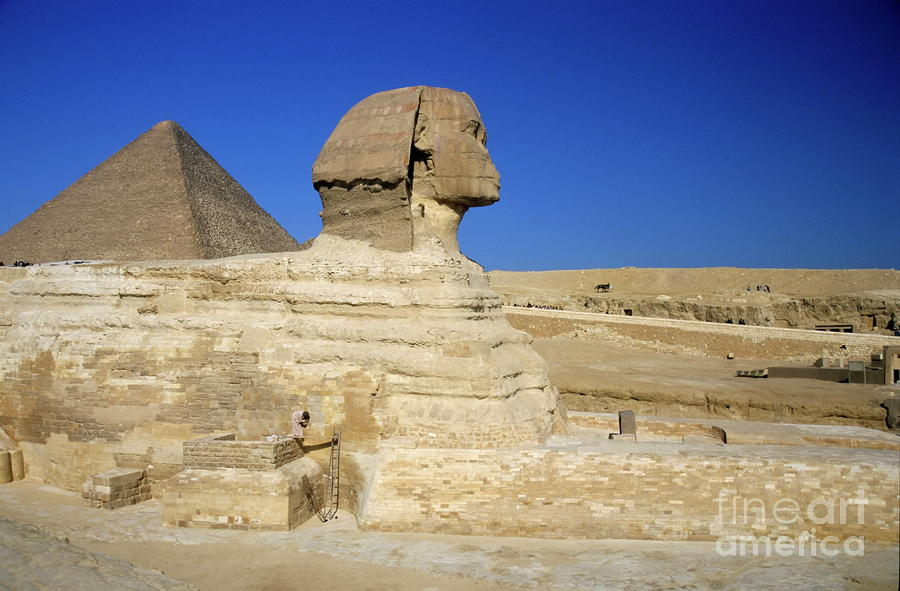 Great Pyramid of Giza & The Sphinx | Why We Protest | Anonymous ...
