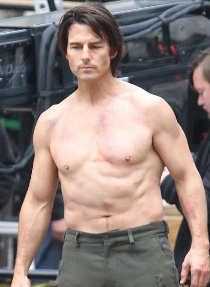 Wie Groß Ist Tom Cruise
