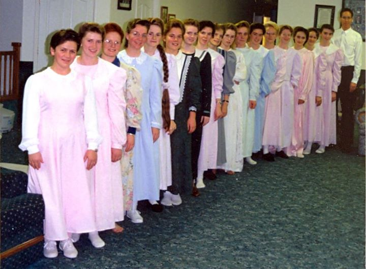 Do Amish practice inbreeding?