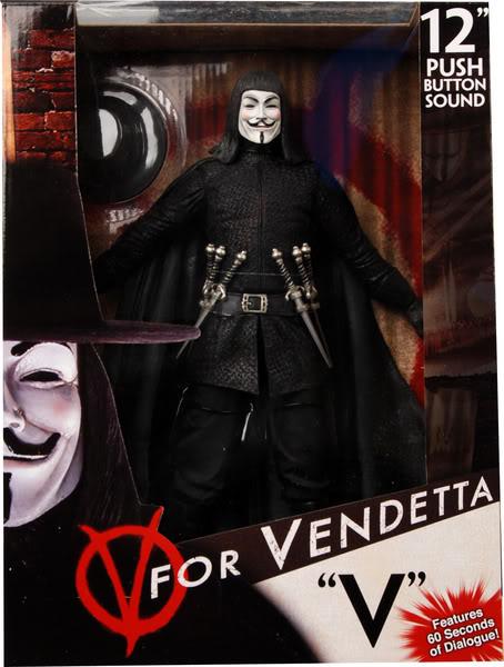 Кино: v значит вендетта, 2005