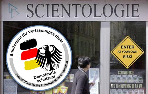 Scientology Verfassungsschutz